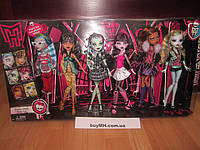 Набор базовых кукол Monster High Dolls Original Ghouls Collection