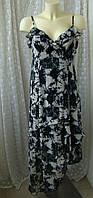 Платье женское сарафан лето бренд Be Beau р.48