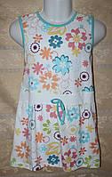 Платье летнее для девочки PlayToday.