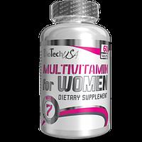 BioTech USA Multivitamin for women 60 таб