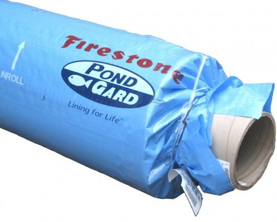 Пленка Firestone PondGard в упаковке