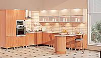 Кухня КХ - 79 3м * 3.2м / по елементно / Кухня серии Софт по элементно