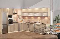 """Кухня серії """"Софт 86-89"""" 3.1 м / по елементно / Кухня серии """"Софт"""""""