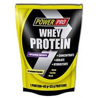 Протеин Power Pro WHEY PROTEIN 1kg