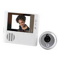 Видеоглазок С1 с камерой и видеомонитором