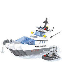 Конструктор Ausini Морской патруль