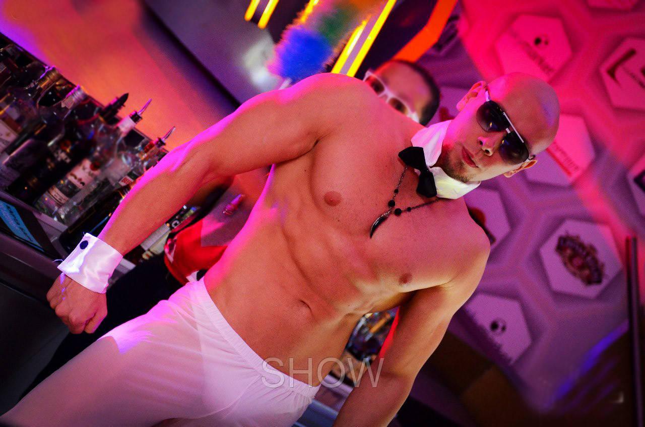 Стриптиз erotic show 10 фотография