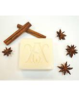 Мыло натуральное Амаранте с маслом миндаля, 100гр