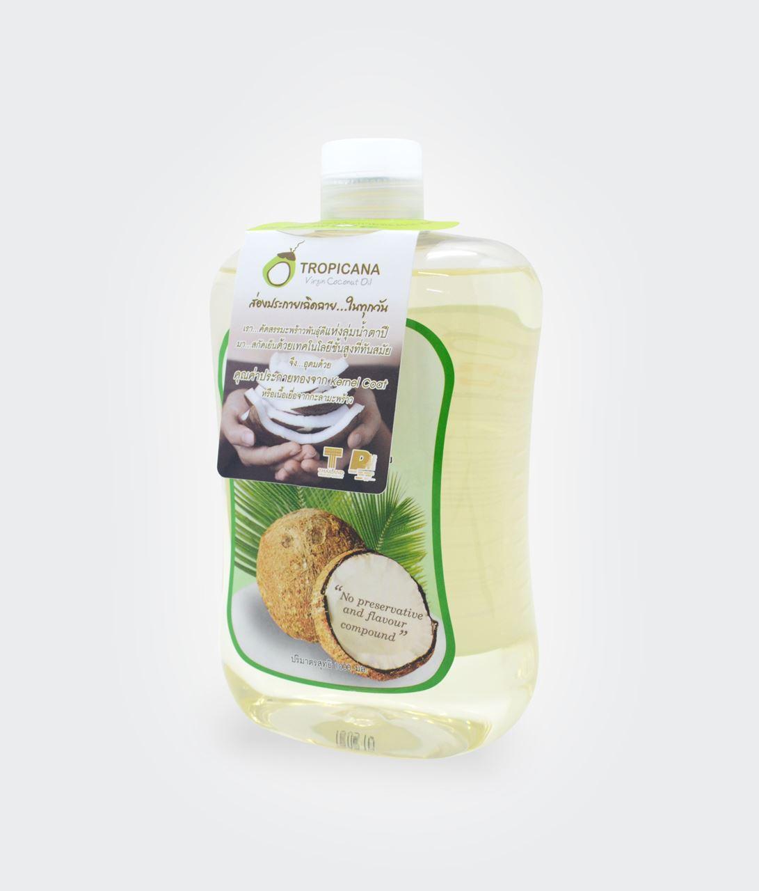 Кокосовое масло для волос таиланд