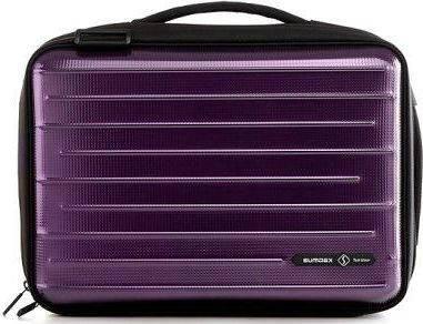 Пластиковый рюкзак-сумка для ноутбука, 2 в 1 Sumdex TWB-312RP фиолетовый