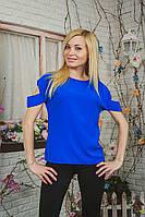 Блуза женская летняя элекрик, фото 1