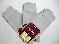 Классические светло-серые носки  для мужчин