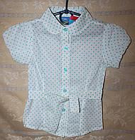Блузка летняя Topolino для девочки.