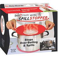 Крышка- невыкипайка силиконовая Spill Stopper, фото 1