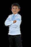 Вышиванка с длинным рукавом для мальчика