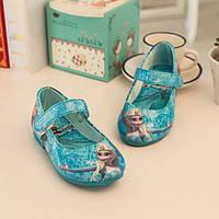 Детские туфли Эльза из Холодного сердца