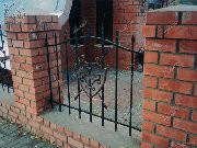 Кованные ограждения, заборы, оградки Хмельницкий