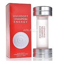 Davidoff Champion Energy - туалетная вода (Оригинал) 90ml