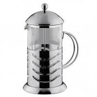 Кофейник /Заварник (нерж.+стекло, 1000мл.) Vinzer 89361
