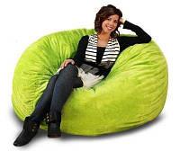 Большое мягкое кресло 95 / 70 см