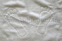 Полотенце махровое Le Vele отельное для ног 50х70 см