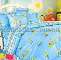 Постельное белье в детскую кроватку Love you CR-203 Детский комплект
