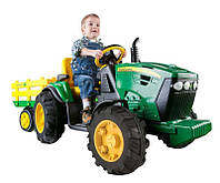 Электромобиль Трактор Peg Perego John Deere Ground Force