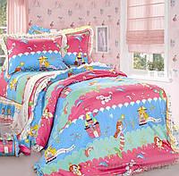 Постельное белье в детскую кроватку Love you CR-467 Детский комплект