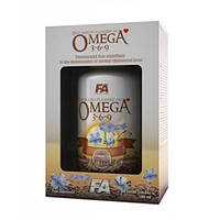 Омега 3 6 9 ненасичені жири fitness authority omega 3-6-9 120 капсул