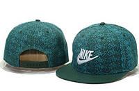 Кепка Nike Snapback Green