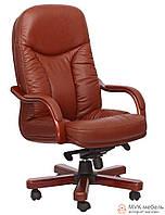 Кресло Буффало-HB (мех. MB) (кожа к.Люкс)