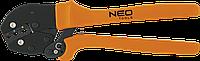 Клещи для обжима кабельных наконечников 22-10 AWG  01-503 Neo
