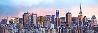 Настенные обои Нью-Йоркский горизонт Код: 370