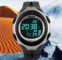 Часы Skmei 1080  с датчиком температуры!