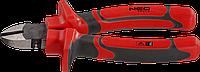 Кусачки боковые диэлектрические 160 мм 1000 В полированные 01-066 Neo