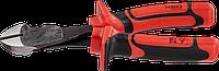 Кусачки боковые диэлектрические 180 мм 1000 В полированные 01-072 Neo