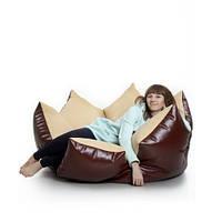 Мягкий бескаркасный диван 60/ 110 см.
