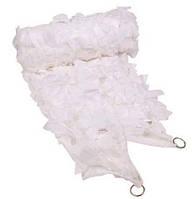 Маскировочная сетка, 3 x 2 m, белая