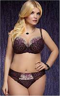 Бюстгальтер с полумягкой чашкой Kris Line  Victoria (женское нижнее белье, большие размеры)