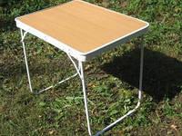 Стол раскладной для сада и туризма.Цена актуальна. S629