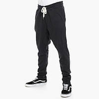 Спортивные брюки галифе в черном цвете от Solid Liban Pants - Black размер М