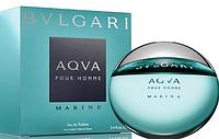Мужская оригинальная туалетная вода Bvlgari Aqua Marine Pour Homme, 150 ml (морской аромат) NNR ORGAP /2-64