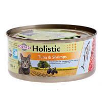 Porta 21 (Порта 21) Feline Holistic Tuna & Schrimps Холистик корм для кошек с тунцом и креветками (156 г)