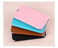 Кожаный чехол книжка Mofi для Samsung Galaxy S5 Mini G800 (4 цвета)