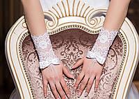 """Свадебные перчатки """"15-268"""""""