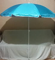Зонт садовый 1.8 м морская волна