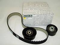 Комплект ГРМ (ремень, натяжитель, ролик) на Renault Trafic 2.5dCi с 2003... Renault (оригинал), 7701477380
