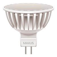 лампа диодная MR16 4W 3000K 220V GU5.3 AP