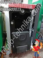 Твердотопливный котёл VIADRUS 4 секции (24 кВт) Виадрус чугунный котёл