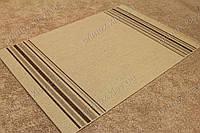 Безворсовый ковер-рогожка Balta Natura спектр бежевый